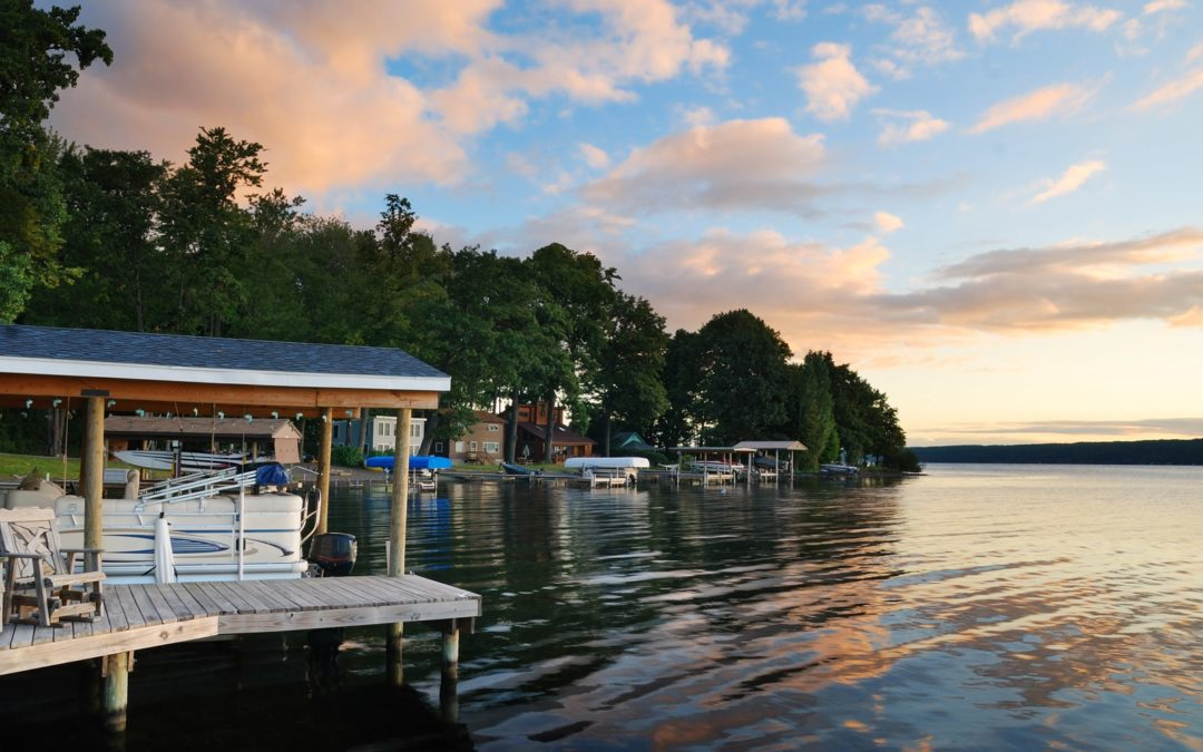 What Is The Estimated Value Of Houses On Lake Keowee?